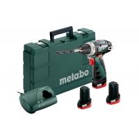 Дрель-шуруповерт аккум. METABO PowerMaxx BS Basic Set (600080960)